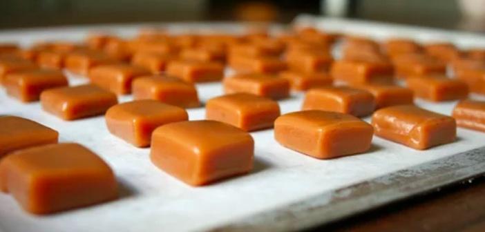 karamel-sekerleme