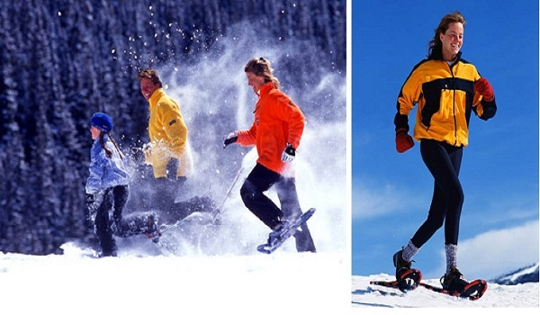 A Winter Family Snowshoe Adventure at Vail Resort