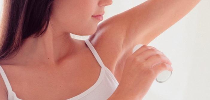 deodorant-kullanimi