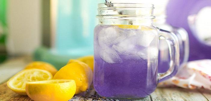 lavanta-limonatasi